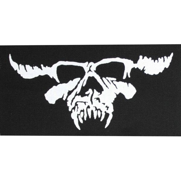 Danzig Skull Cloth Patch