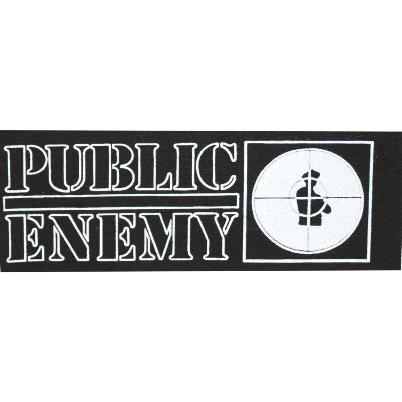 Public Enemy Cloth Patch