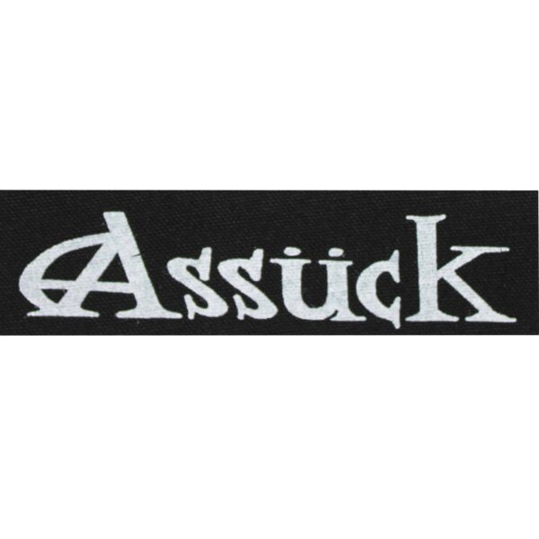 Assück Cloth Patch