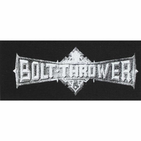 Bolt Thrower Cloth Patch