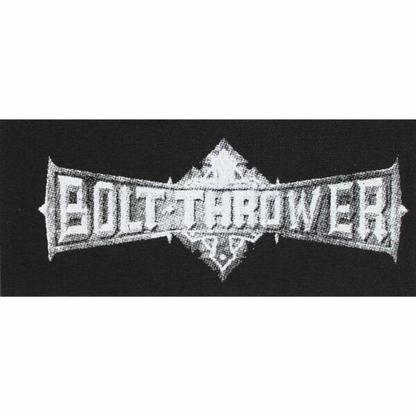 Bolt Thrower Cloth Patch