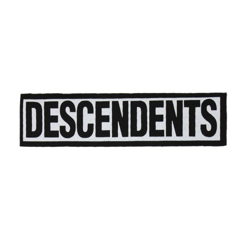 Descendants Cloth Patch