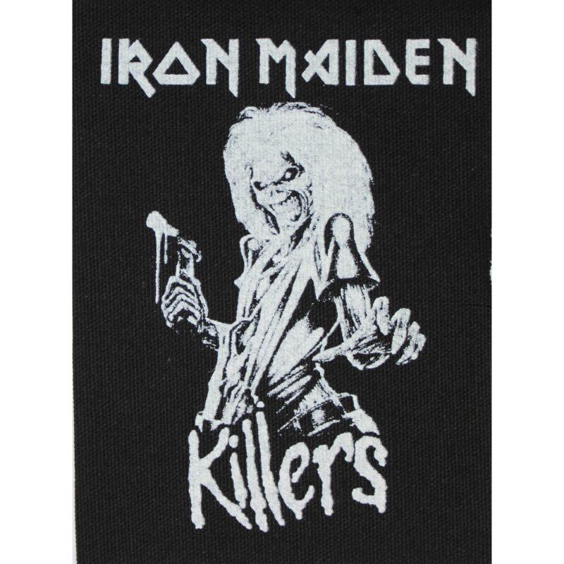 Iron Maiden Killers Cloth Patch