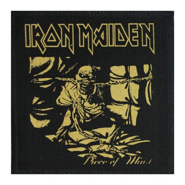 Iron Maiden Piece of Mind Cloth Patch