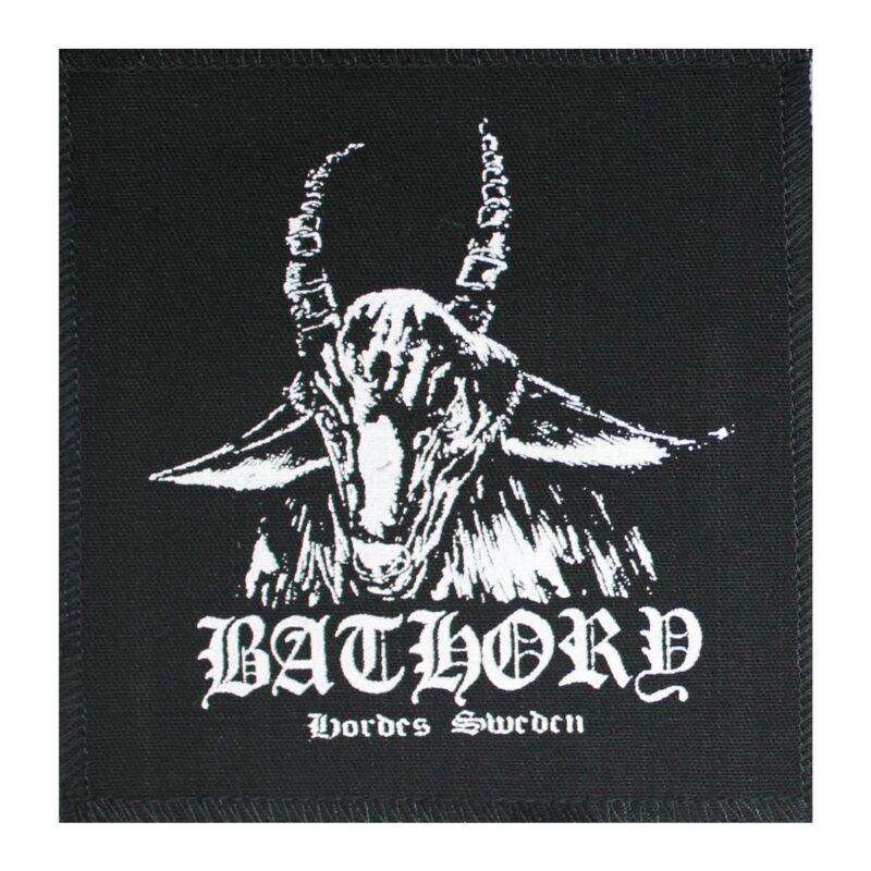 Bathory Hordes Sweden Cloth Patch