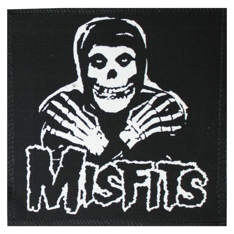 Misfits Collection 2 Cloth Patch