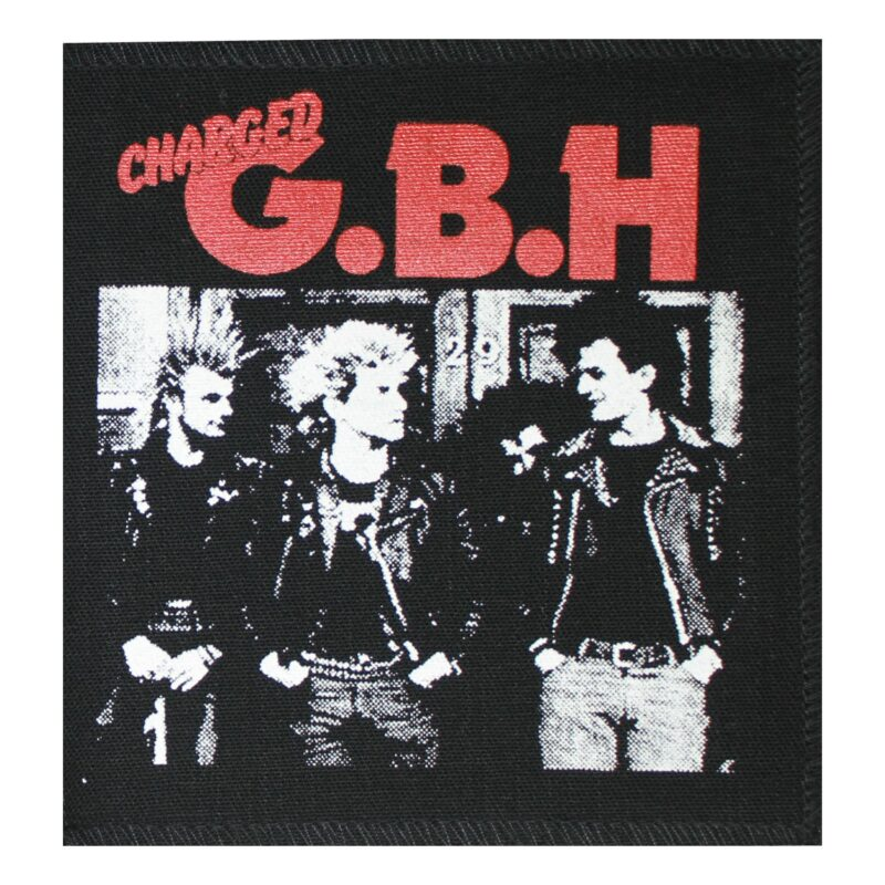 Charged G.B.H. Cloth Patch