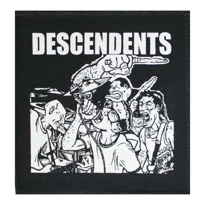 Descendents Live Plus One Cloth Patch