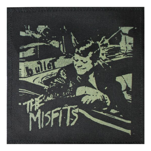 Misfits Bullet Cloth Patch