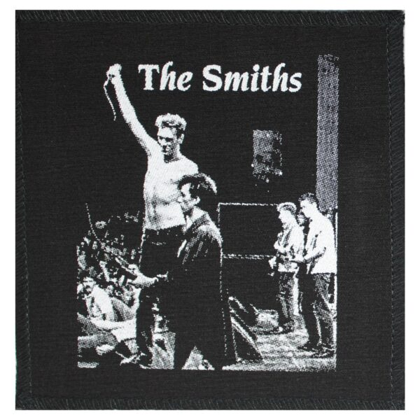 The Smiths Live Cloth Patch