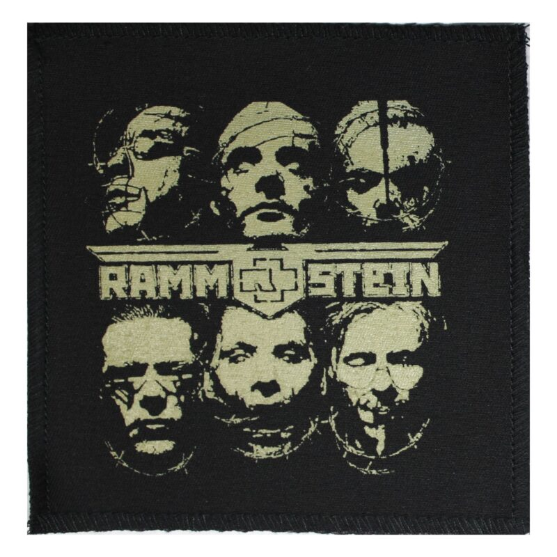 Rammstein Sehnsuct Cloth Patch 1