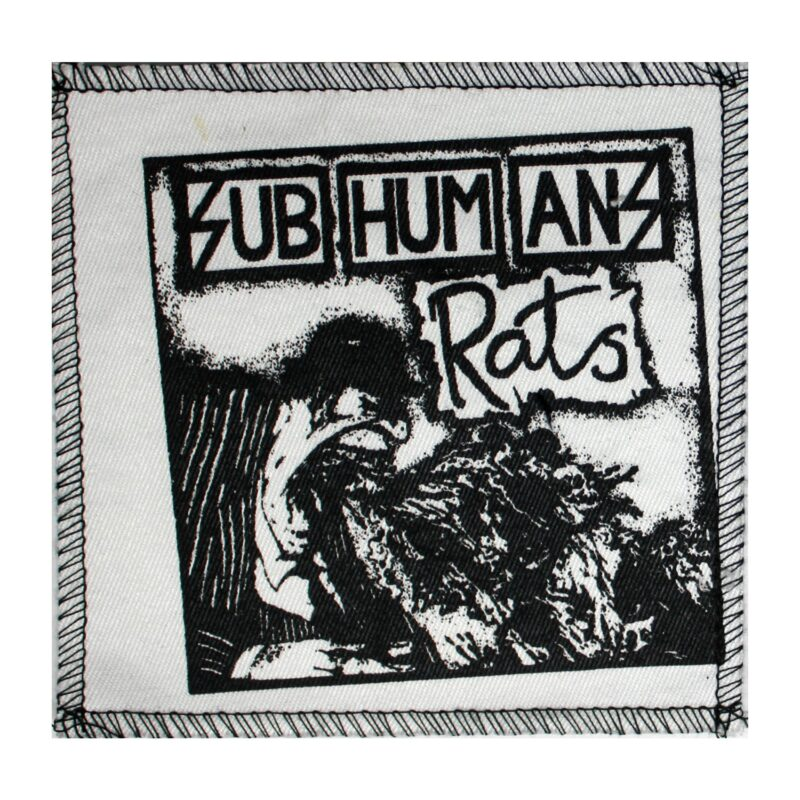 Sumhuhans Rats Cloth Patch