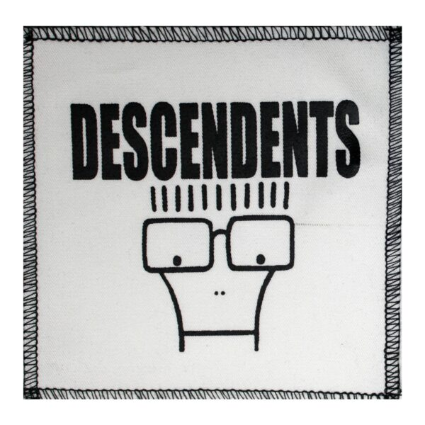 Descendents Everything Sucks Cloth Patch