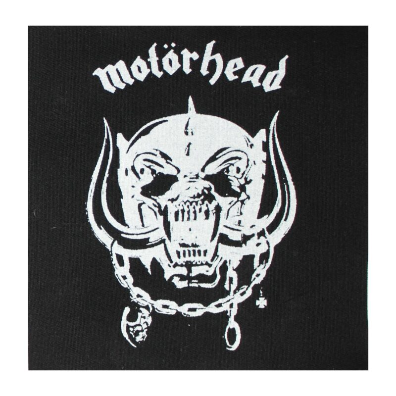 Motörhead Snaggletooth Cloth Patch