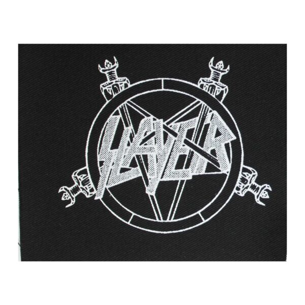 Slayer Cloth Patch