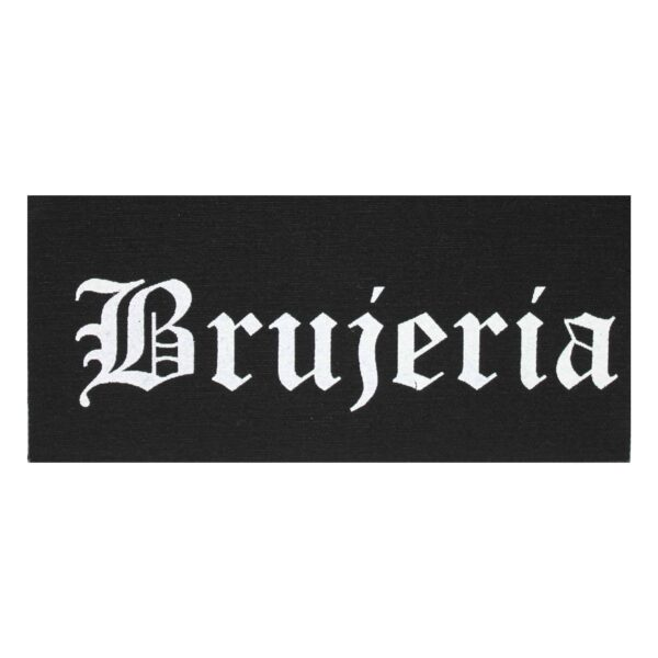 Brujeria Cloth Patch