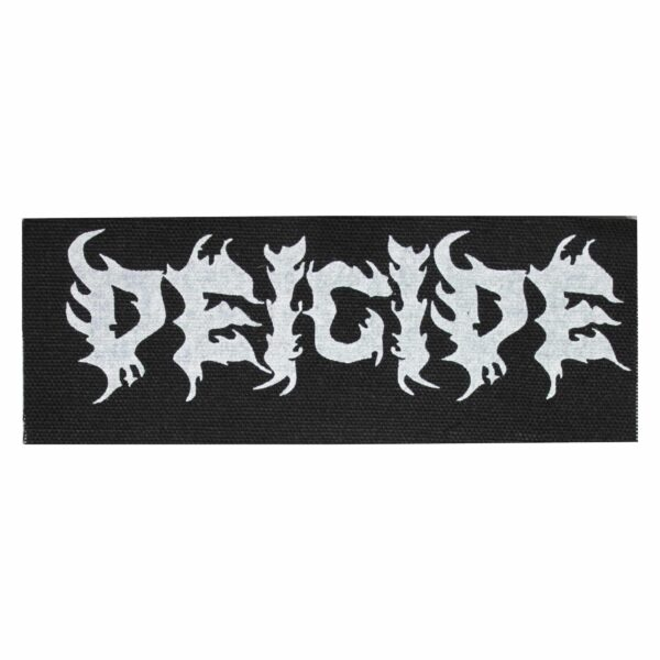 Deicide Cloth Patch
