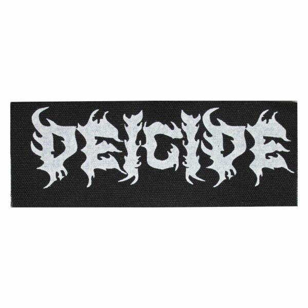 Deicide Cloth Patch