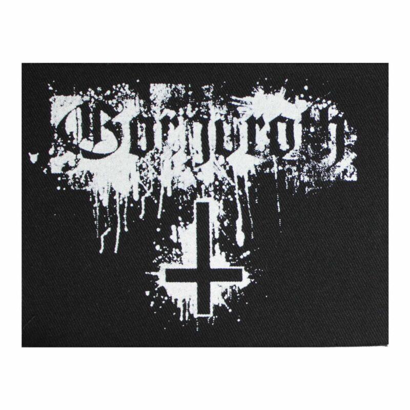 Gorgoroth Cloth Patch