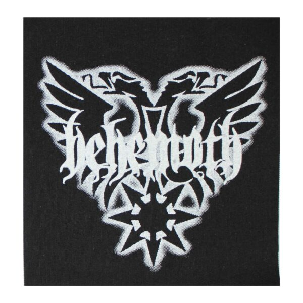 Behemoth Eagle Cloth Patch