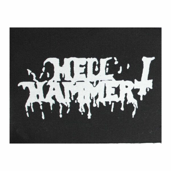 Hellhammer Cloth Patch