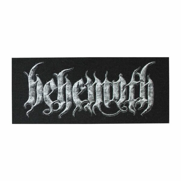 Behemoth Cloth Patch