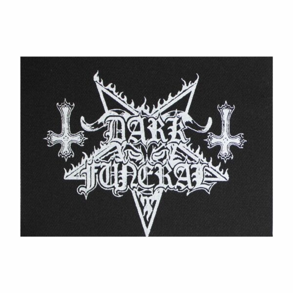 Dark Funeral Cloth Patch