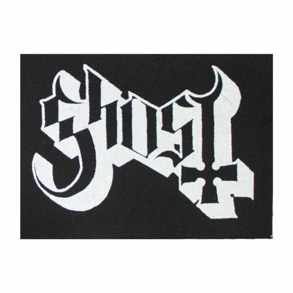 Ghost Cloth Patch