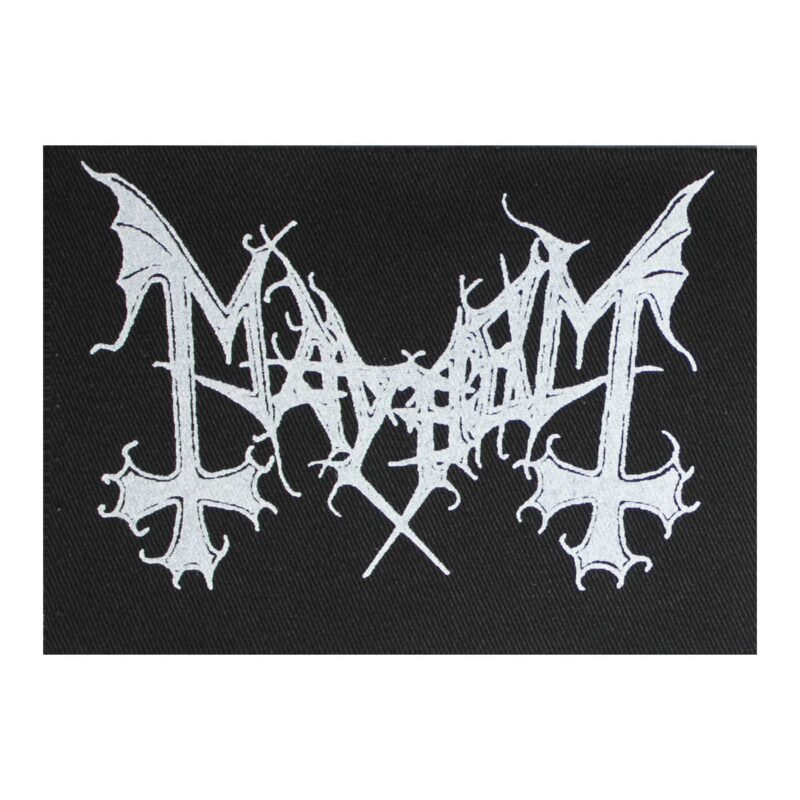 Mayhem Cloth Patch
