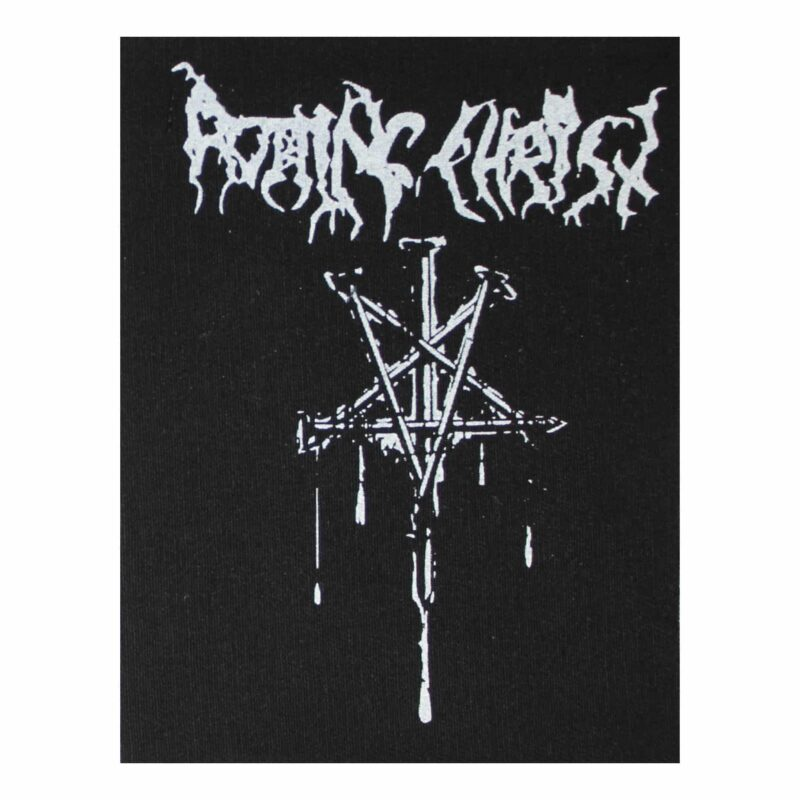 Rotting Christ Cloth Patch