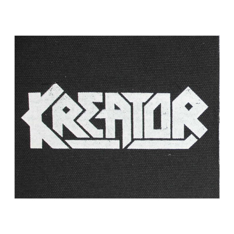 Kreator Cloth Patch