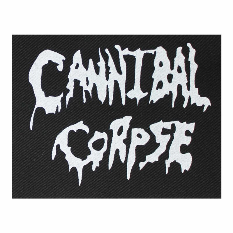 Cannibal Corpse Cloth Patch