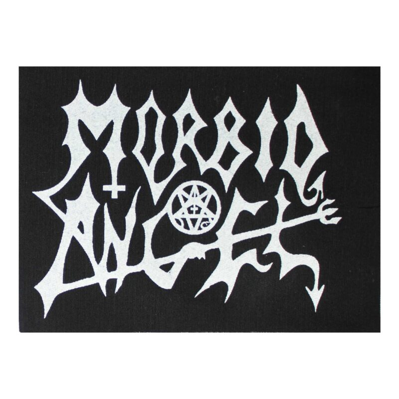 Morbid Angel Cloth Patch