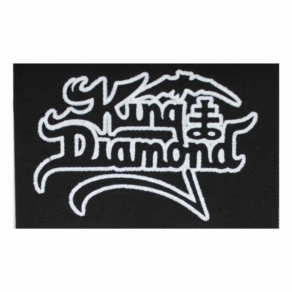 King Diamond Cloth Patch