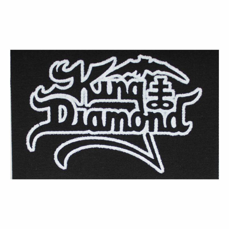 King Diamond Cloth Patch