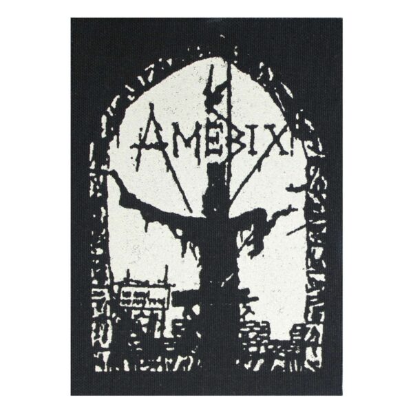 Amebix No Gods No Masters Cloth Patch