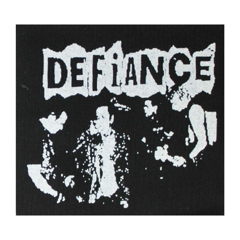 Defiance Cloth Patch