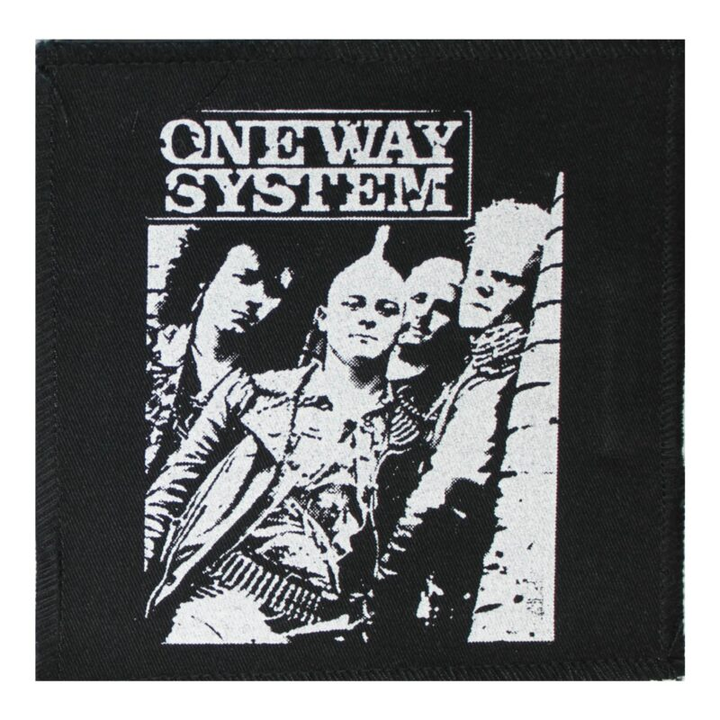One Way System Cloth Patch
