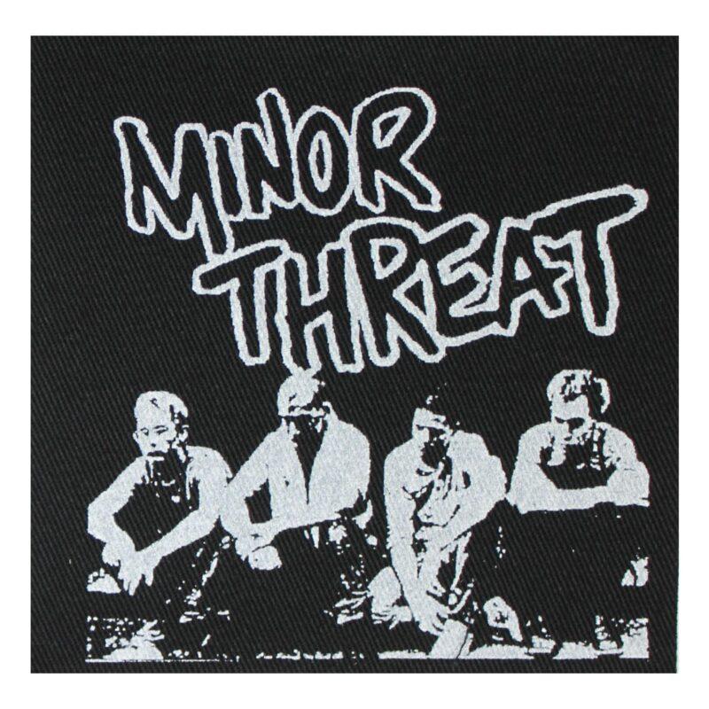 Minor Threat Cloth Patch