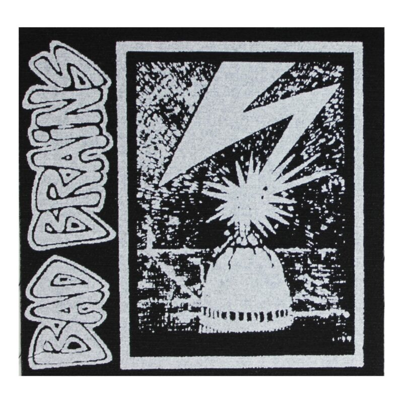 Bad Brains Cloth Patch