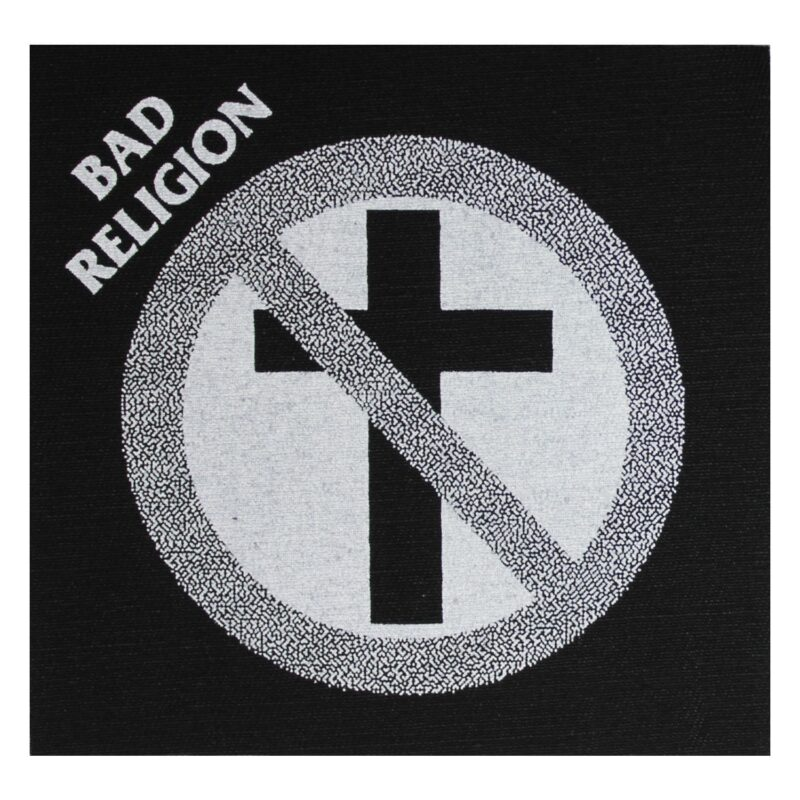 Bad Religion Cloth Patch