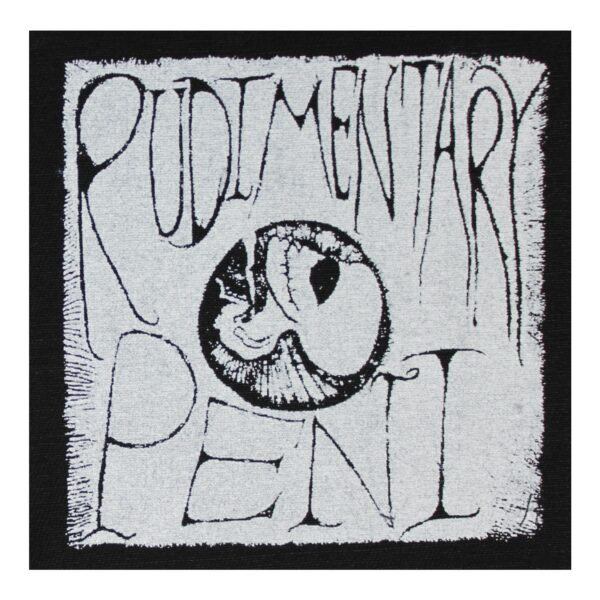 Rudimentary Peni The EPs of RP Cloth Patch
