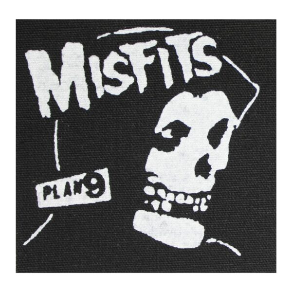 Misfits Plan 9 Cloth Patch