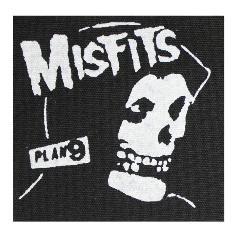 Misfits Plan 9 Cloth Patch