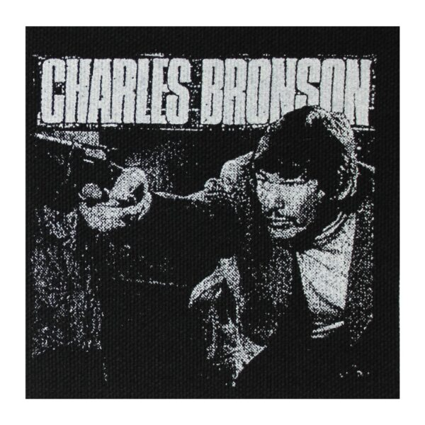 Charles Bronson Cloth Patch