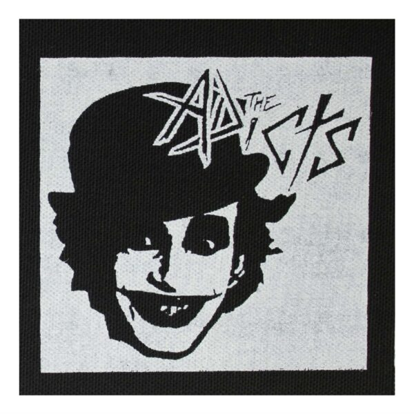 The Adicts Cloth Patch