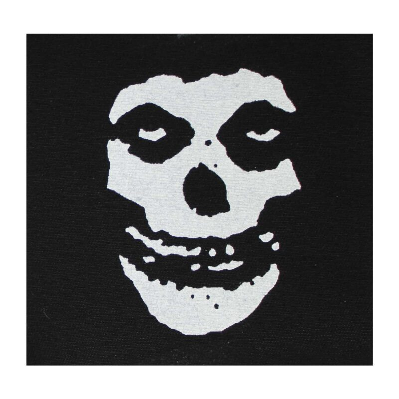 Misfits Fiend Face Cloth Patch