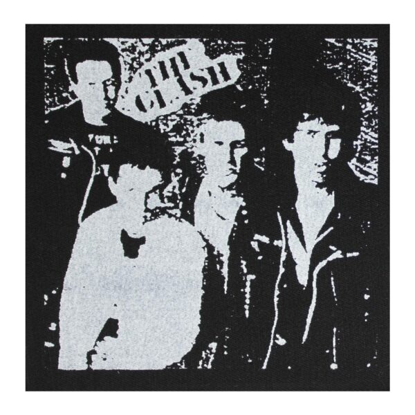 The Clash Band Cloth Patch
