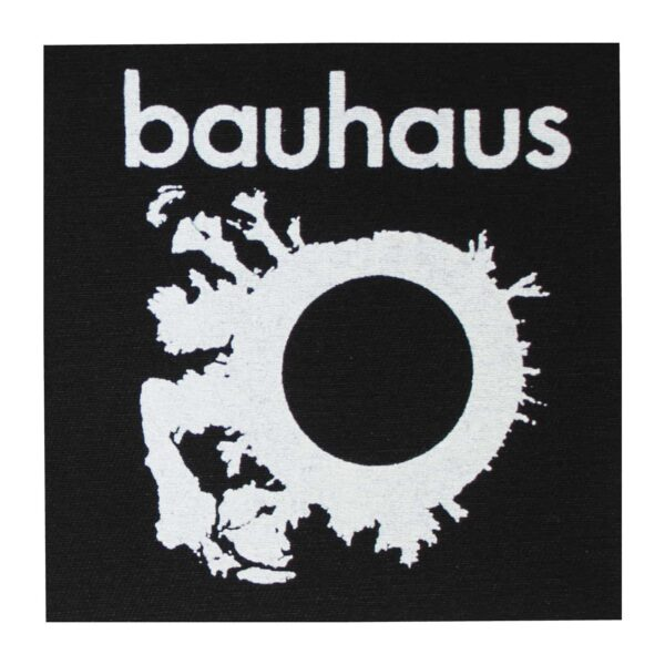 Bauhaus The Sky's Gone Out Cloth Patch