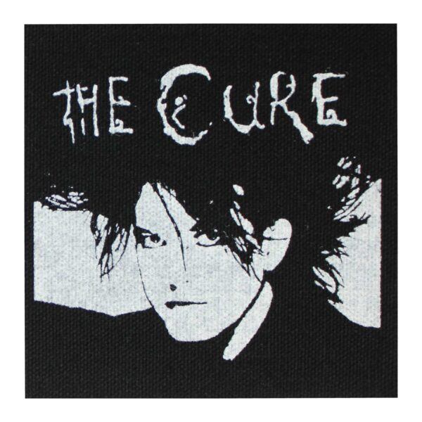 The Cure Cloth Patch